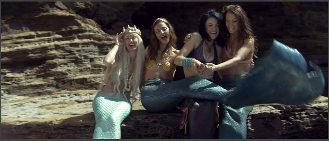 laughing mermaids